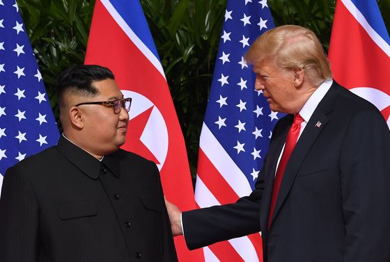Trump Says He Will Meet Kim in Hanoi for Their Second Summit