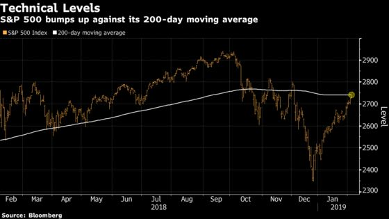 U.S. Stocks Climb With Treasuries, Crude Oil Drops: Markets Wrap