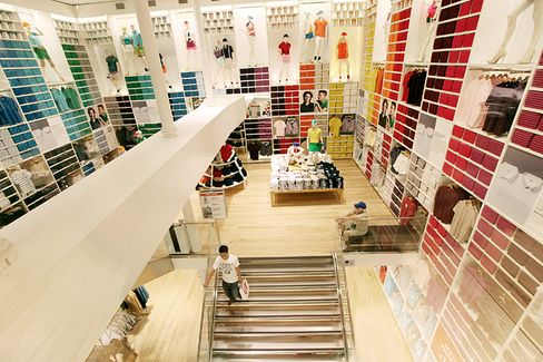 Why Uniqlo Won???t Open Stores in the Heartland