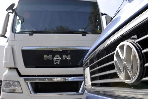 VW Revs Up Heavy Truck Push After Seven Years in Neutral