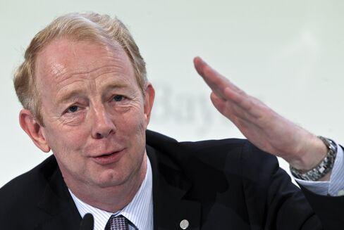 Bayer CEO Marijn Dekkers