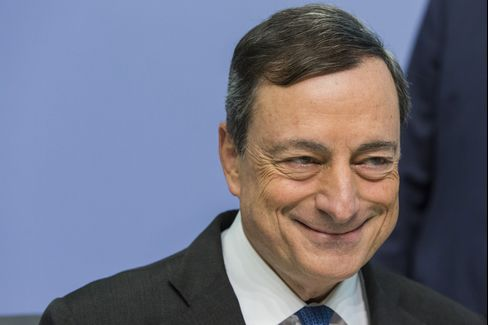 For the first summer since Mario Draghi took office as president of the European Central Bank, the region's four biggest economies are posting growth