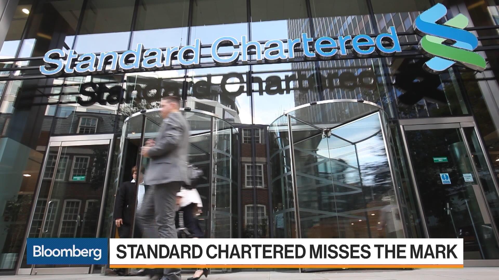 standard chartered bank marketing strategy