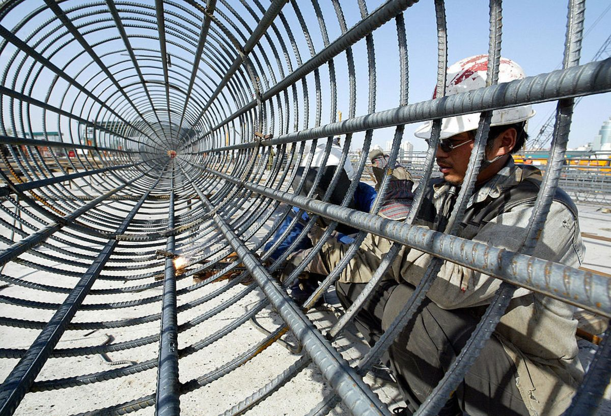 The China Steel Trap