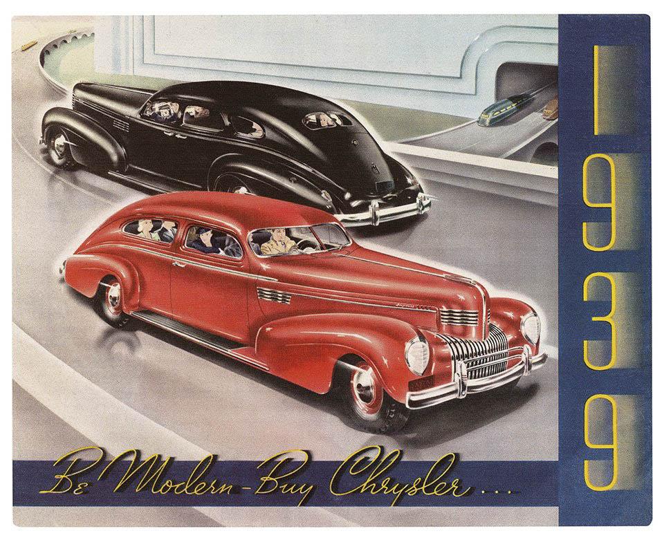 Chrysler, 1939