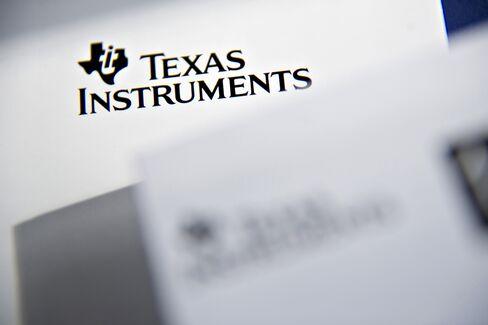 Texas Instruments Inc.