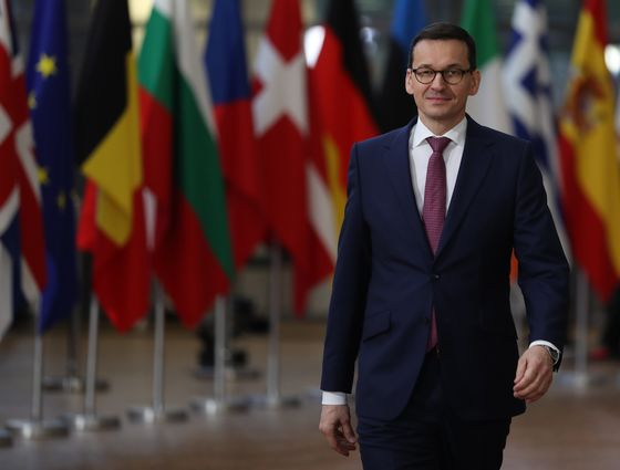 Poland Gets Brash as Top EU Court Starts Weighing Justice Revamp