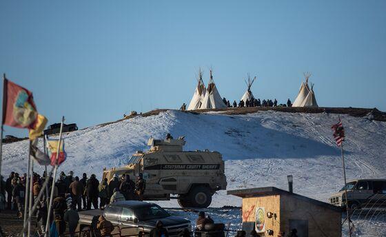 Dakota Access Shutdown Set for AppealAfterJudge Keeps Order