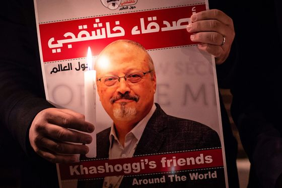 Khashoggi Killing Spurs Senate Fury Over Nuclear-Power Talks