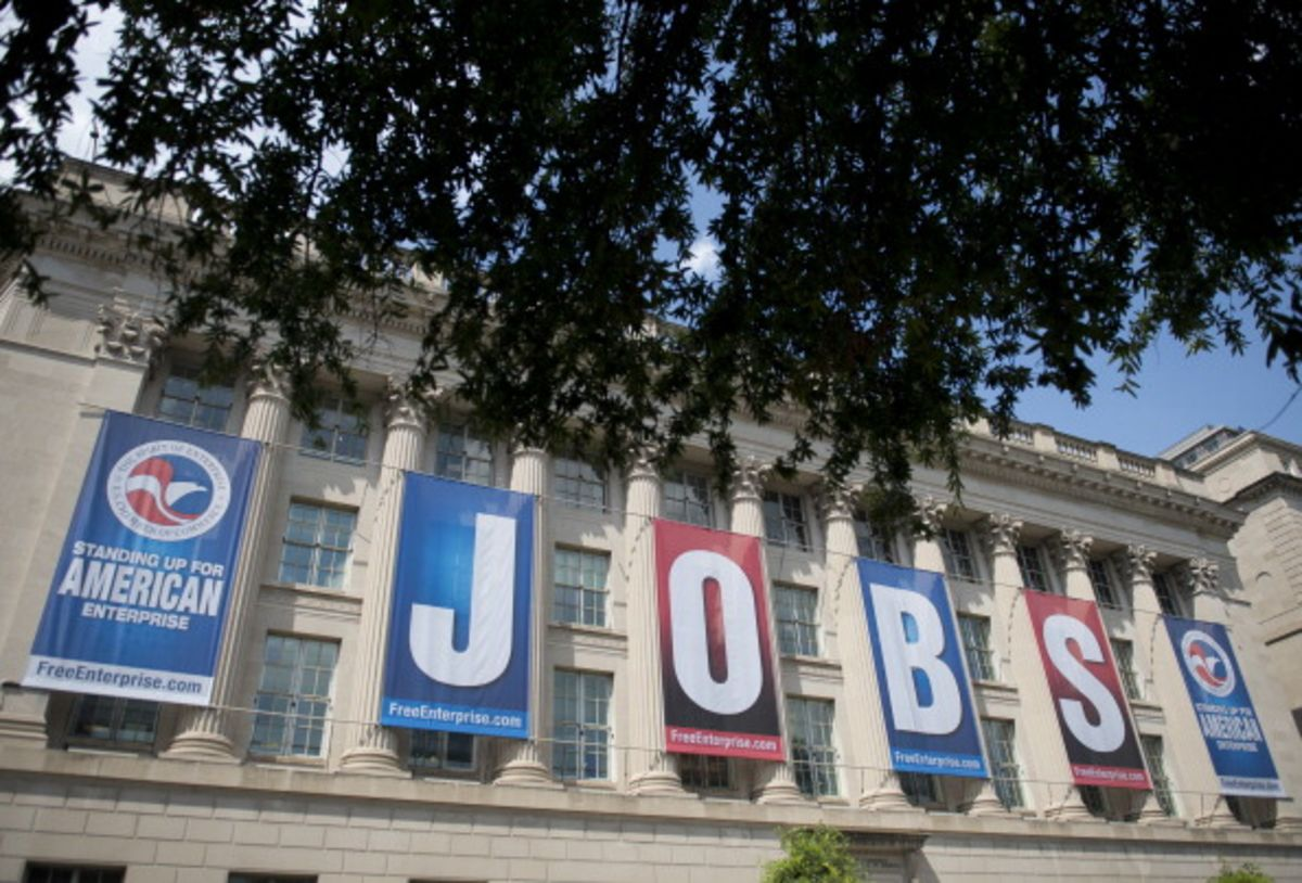 What the Jobs Data Will Show