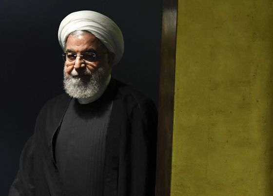 Iran Says World Powers Accept Sanctions Should End; Crude Falls