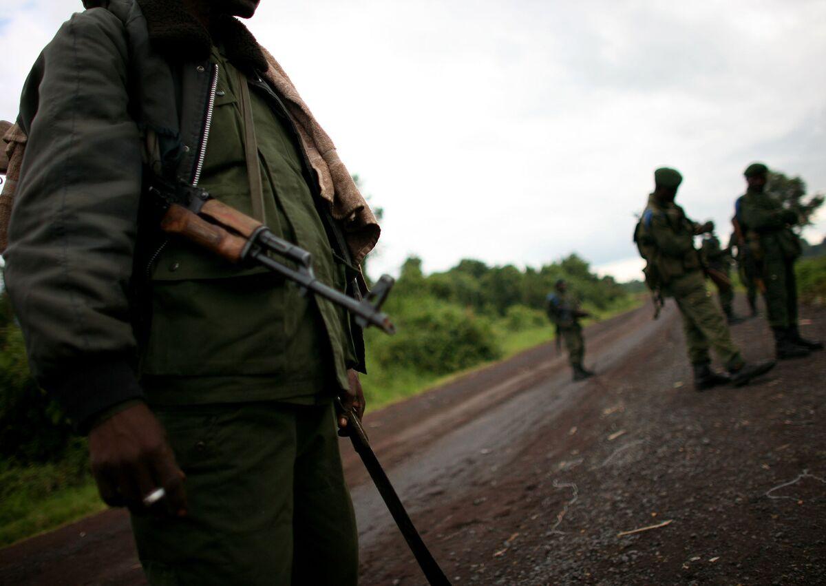 Congo's Army Kills Top Rwandan Rebel Suspected of War Crimes