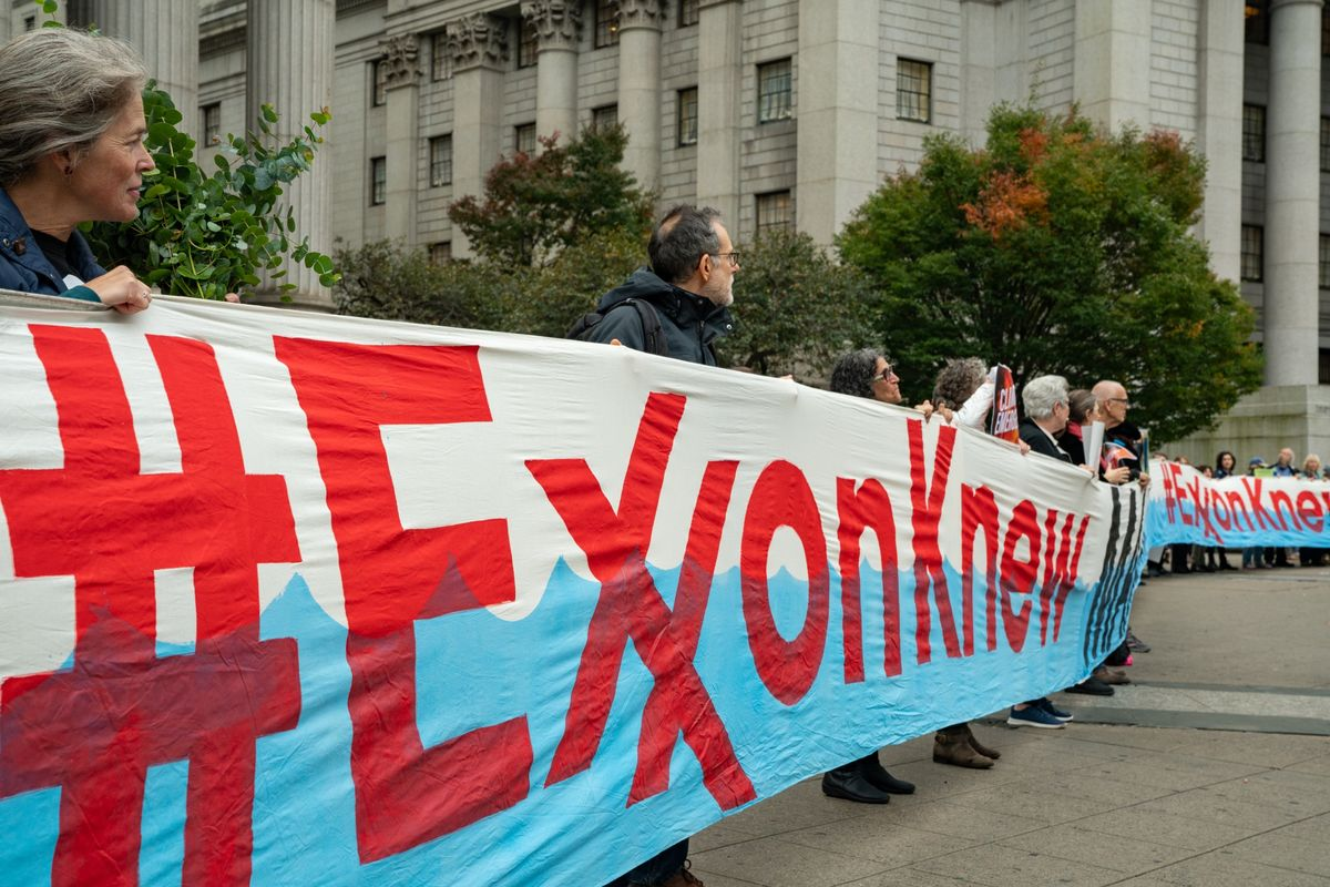 Exxon's Climate Trial Is Over, But the Legal War Is Just Beginning