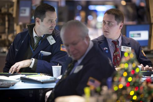 U.S. Futures Pare Dec. 28 Drop, Oil Falls on Cliff Talks Impasse