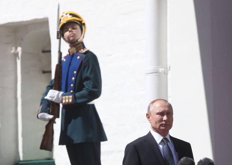 Η έκδοση Πούτιν 4.0 θα παρέχει περίπου τα ίδια