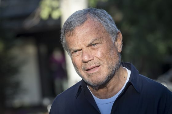 WPP Is Likely to Name Mark Read CEO to Succeed Sorrell