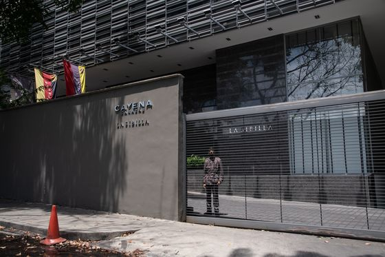 At a Hotel in Caracas, Oil Executives Weigh a Return to Venezuela