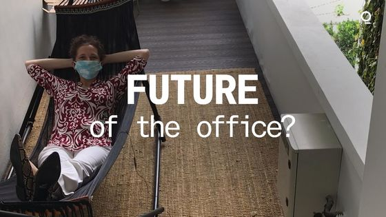 The Post-Covid Office Needs a Makeover to Get Its Workers Back