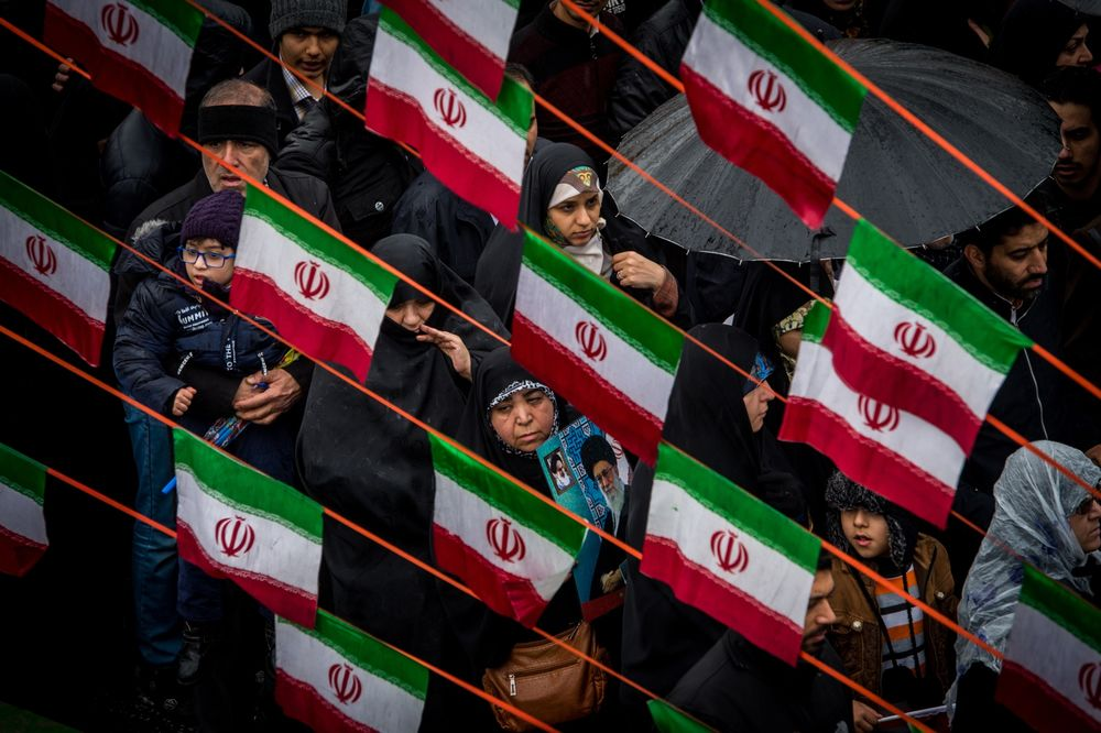 Iran Has a Big Advantage in the Battle for the Middle East