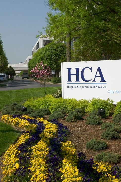 KKR, Bain Take Third HCA Payout Debt Looks Better Than IPO