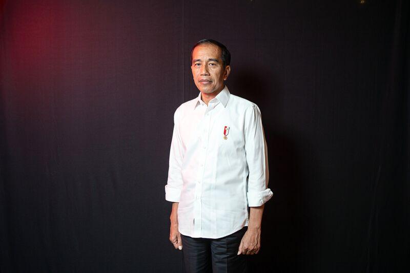 Indonesian President Joko Widodo Interview