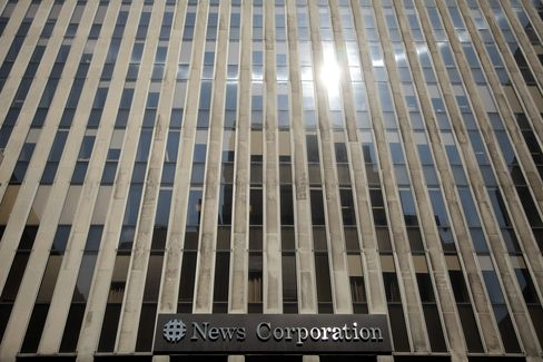 Murdoch Foes Press for Changes They Can't Force at News Corp