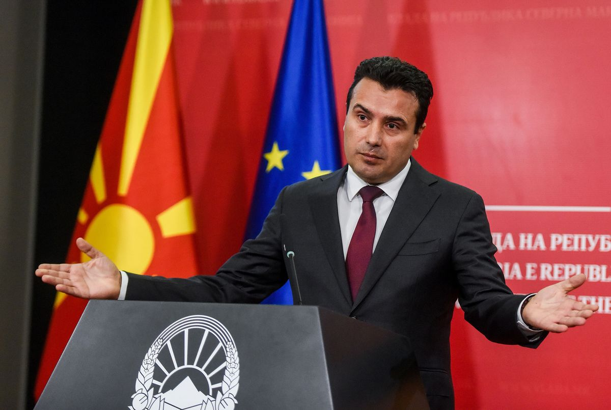 North Macedonia Sets Date for Snap Election After EU Talks Fail