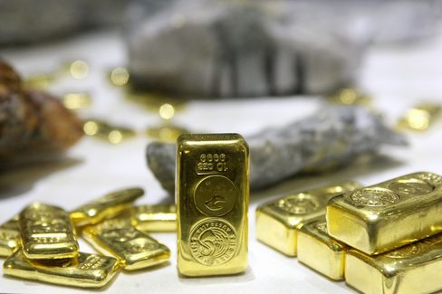 Gold Climbs to 16-Week High as Won Gains on U.S. Stimulus Bets