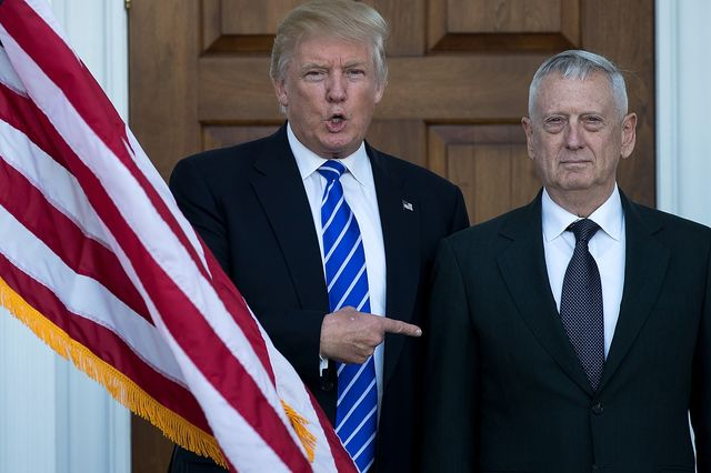 Trump Team Said to Cancel Mattis House Panel Testimony on Waiver