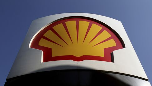 Shell Profit Drops With Oil as Maintenance Limits Production