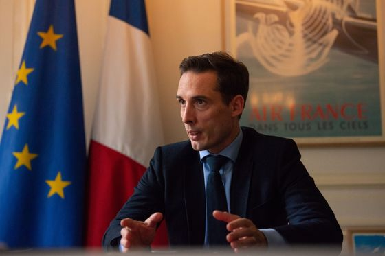 French Minister Slams Le Pen Plan to Renationalize Highways