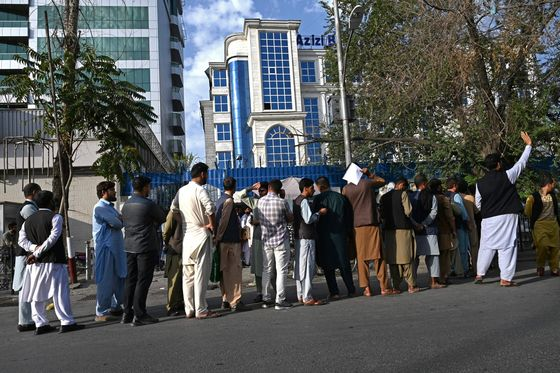 Taliban Name Obscure Official as Central Bank Chief With Crisis Looming