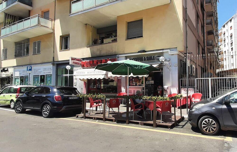 Outdoor Dining Versus Parking in Rome - Bloomberg