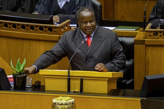 South African Budget Signals Debt Trap Ahead