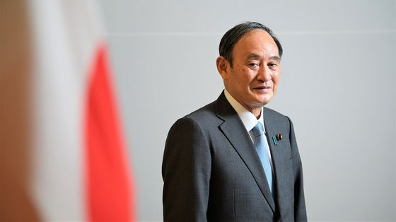 China's Military Rise Could Threaten Japan Economy, PM Suga Warns