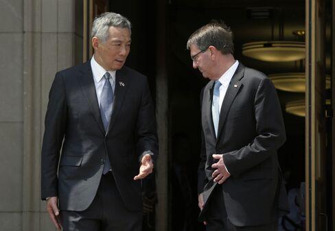 US-SINGAPORE-DIPLOMACY