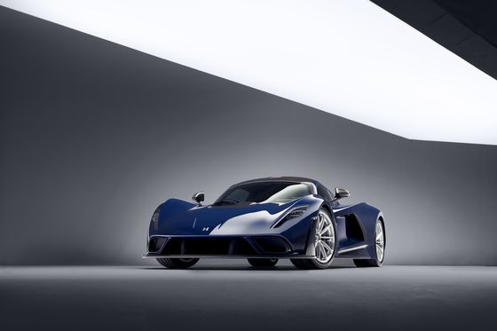 A Texas-Made$2.1 Million Hypercar Will Attempt a New Speed Record