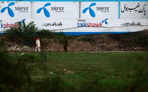 Telenor Pakistan Pushes Mobile Banking
