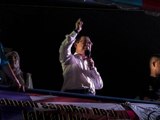 Scrutiny on `Insolvent' 1MDB Grows as Malaysian Team Meets FBI