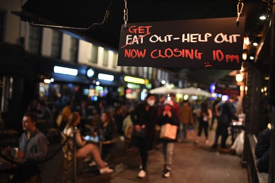 New Covid Curfew Another Setback for U.K's Indebted Pub Sector