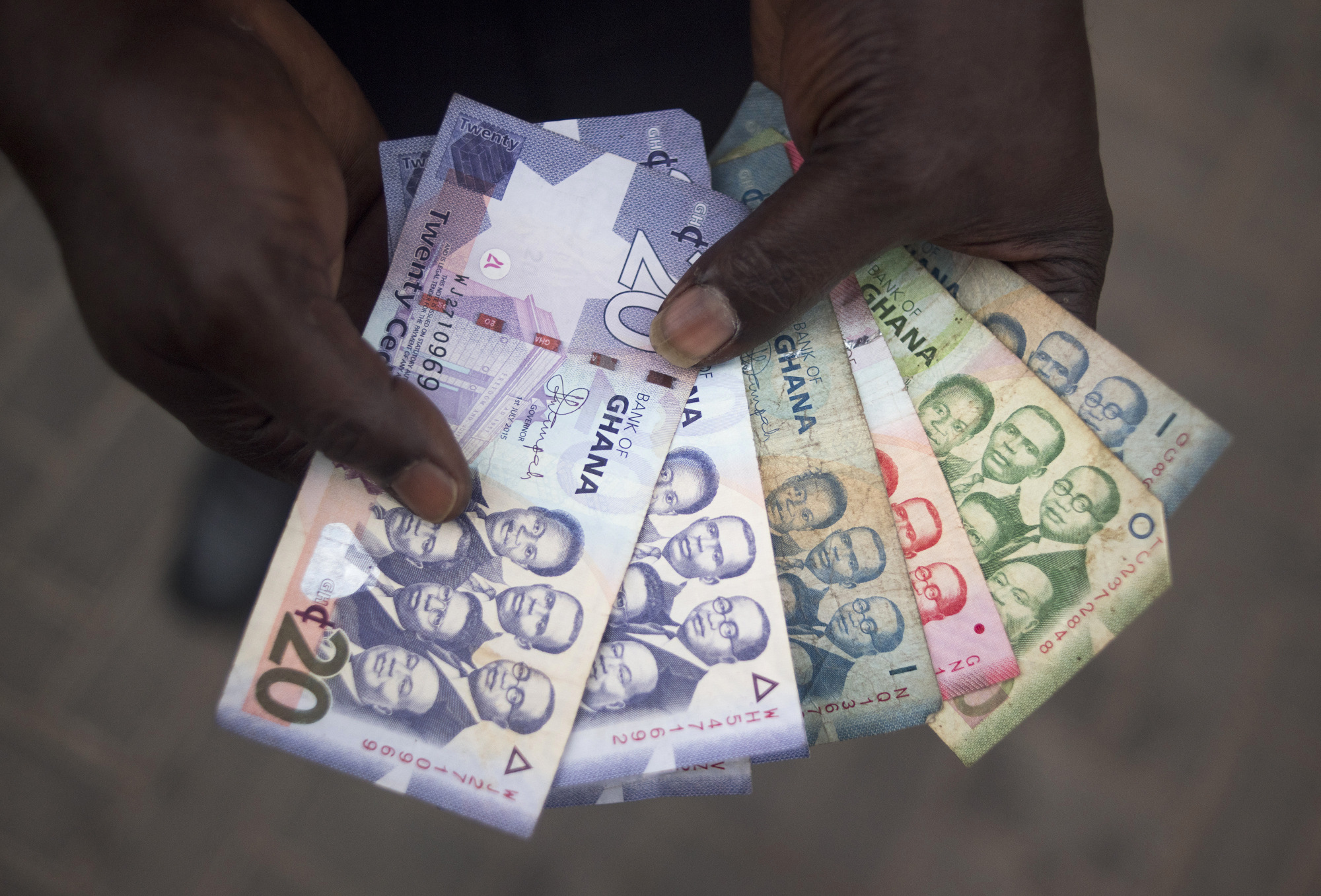 Ghana Cedi News Ghs Usd Currency Is