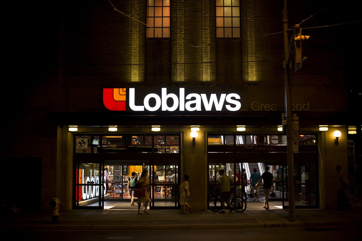 a look at loblaws companies