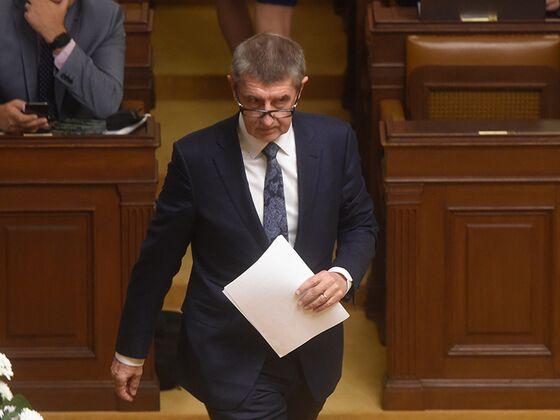 Czech Leader DefiesScandal, Bolsters His Support