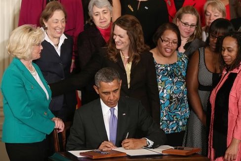 What Changed This Week for Women in the Workforce