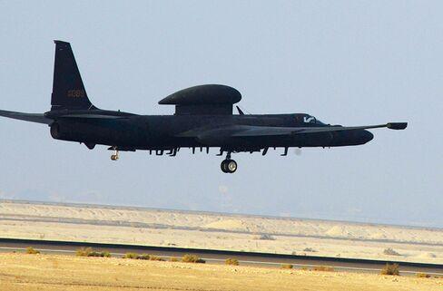 Pentagon Iran Buildup Calls for Lasers, Spy-Plane Sensors