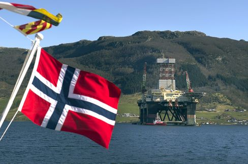 Norway Fund Flees Currencies Tainted by Stimulus Addiction