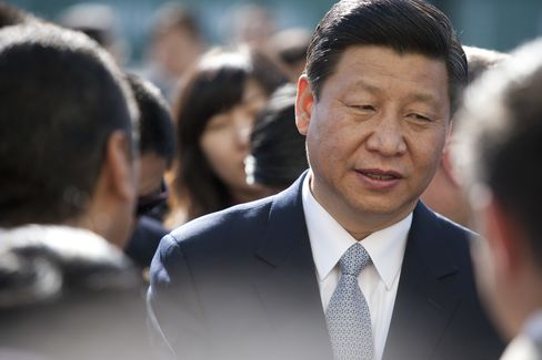China's Vice President Xi Jiping