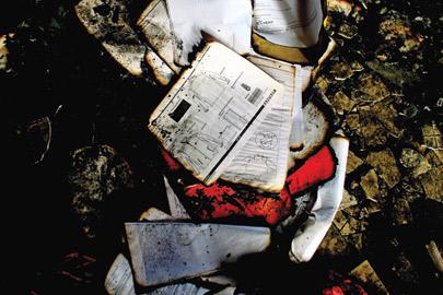 A Bangladeshi factory for Western fashion lines burned down on Nov. 24