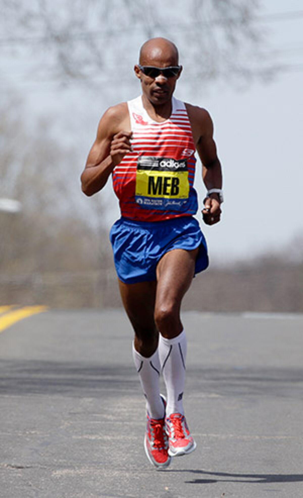 Skechers Won the Boston Marathon. But