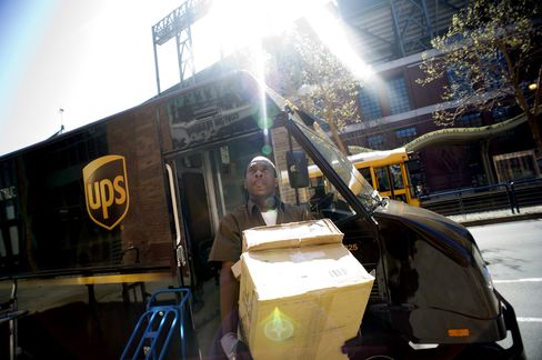 UPS Cuts Full-Year Forecast as Slowing Economy Presses Earnings
